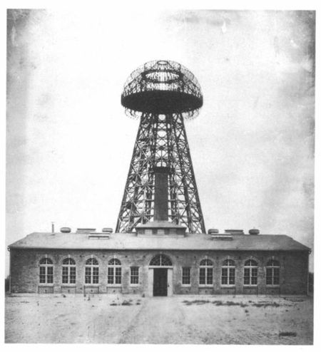 450px-Tesla_Broadcast_Tower_1904